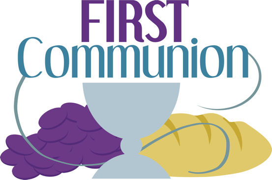 First Communion May 18th